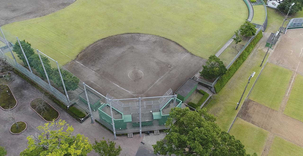南九州市知覧平和公園 多目的球場
